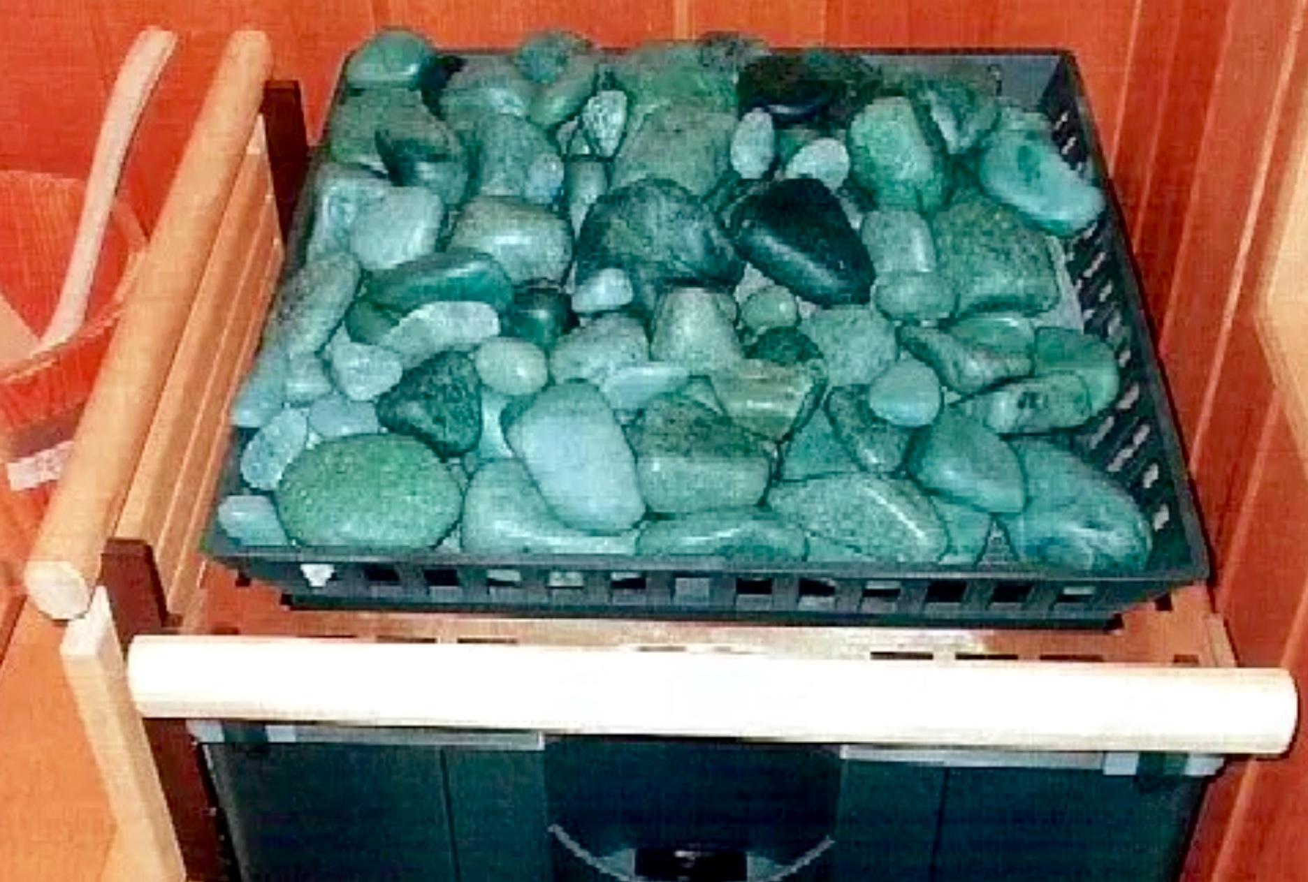 Как правильно выбрать камни для парной